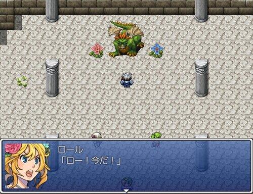 インスタントクエスト Game Screen Shot1