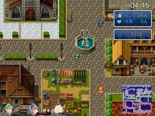 ツクール×スクール Life Game Screen Shot1