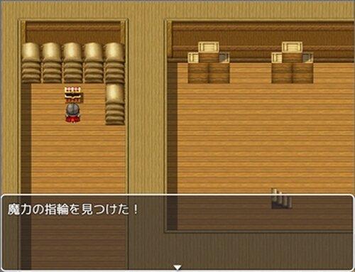 カーメリック村のグスタフ男爵 Game Screen Shot4