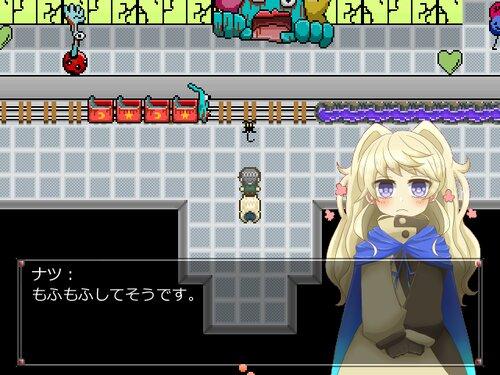 ナツオウヒイロ~フィッシュ・フックは涙しない外伝~ Game Screen Shot3