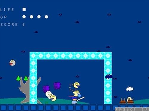 墓地探索 Game Screen Shot3