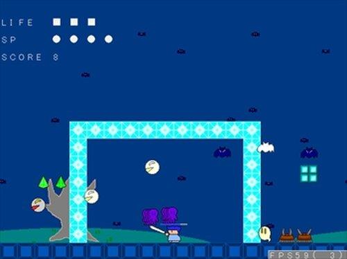 墓地探索 Game Screen Shots