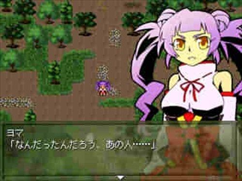 憑屋奇譚南雲 Game Screen Shot4
