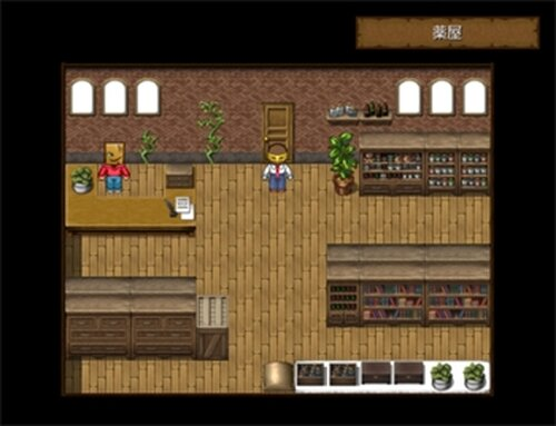 魔法使いのはなしN Game Screen Shot3