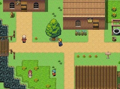 クランカルド大陸 Game Screen Shot3
