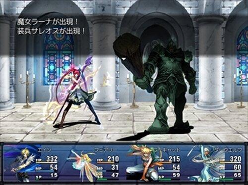 クランカルド大陸 Game Screen Shot5