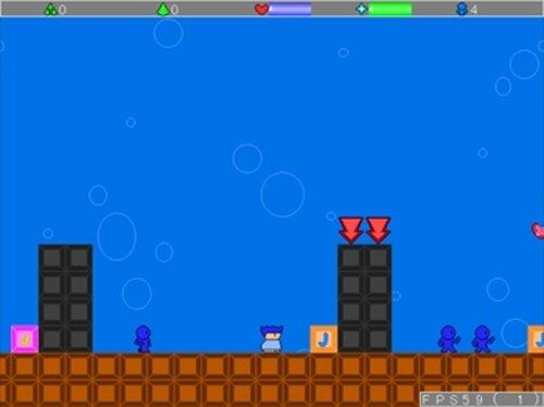 そんなゲームで大丈夫か?大丈夫だ、問題ない。 Game Screen Shot2