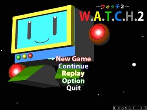 W.A.T.C.H2~ウォッチ2~ Game Screen Shots