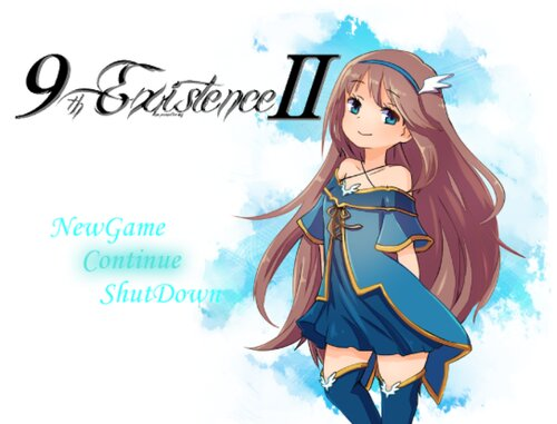 9th_ExistenceⅡ Game Screen Shots