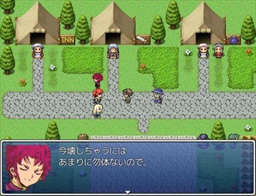 Zeke番外編~もう一人の主人公~(仮) Game Screen Shot3