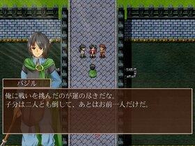哀鬱戦記 Game Screen Shot2