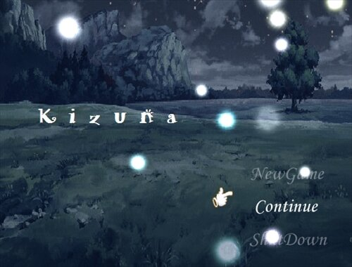 kizuna Game Screen Shot1
