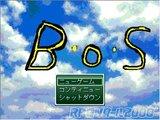 B・O・S