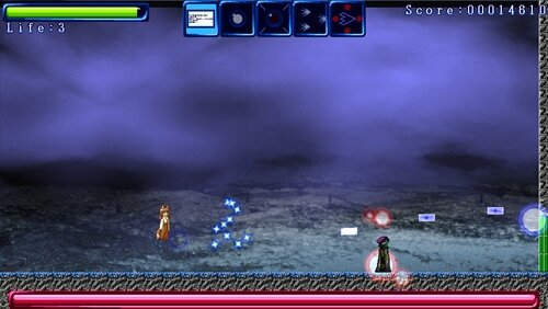God Of Killer X Game Screen Shot1