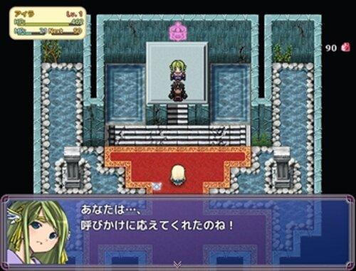 スプリングナイトと姫 Game Screen Shots