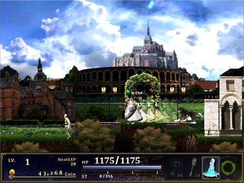 ASTLIBRA ミニ外伝 ~幻霧の洞窟~ Game Screen Shot1