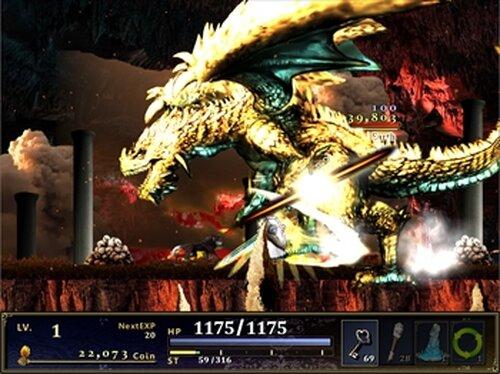 ASTLIBRA ミニ外伝 ~幻霧の洞窟~ Game Screen Shots