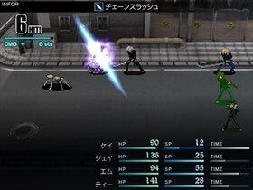 クレアンティクス・ゼロ Game Screen Shot5