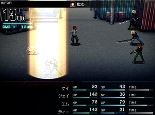 クレアンティクス・ゼロ Game Screen Shots