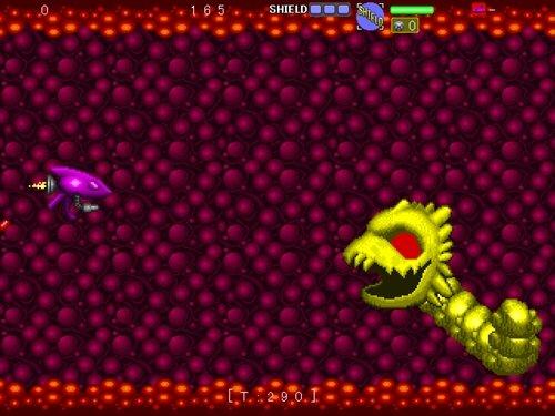 ジャイアントカッター Game Screen Shot