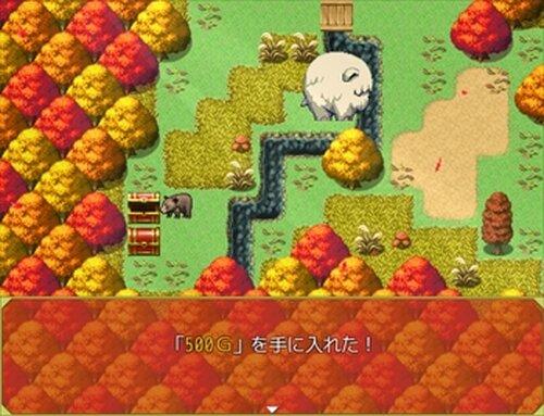 熊 THE RPG -恋と紅葉とふぁんたじぃ- Game Screen Shot3