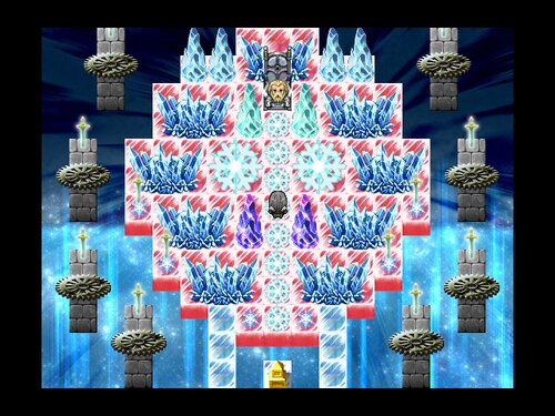 God Research (クリア後完成版) Game Screen Shot1