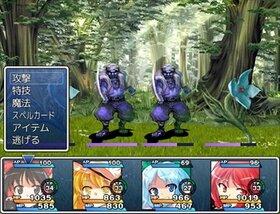 東方探検記( ver 0.8.1 ) Game Screen Shot5