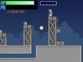 ラウンドアルム Game Screen Shot4