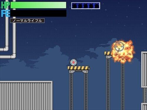ラウンドアルム Game Screen Shots
