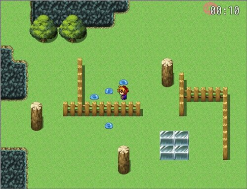 Dark Master Sword2 Game Screen Shot1