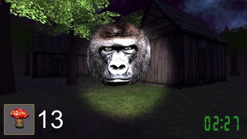 ゴリラのレクイエム3D(Requiem of a gorilla)(大猩猩的安魂曲) Game Screen Shot1