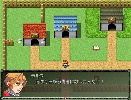 ラルフの異世界大冒険 Game Screen Shot1