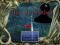 bloody feather