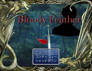 bloody feather Screenshot