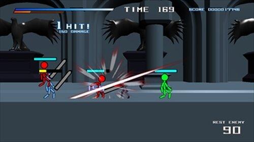 ZanGirl Game Screen Shot3