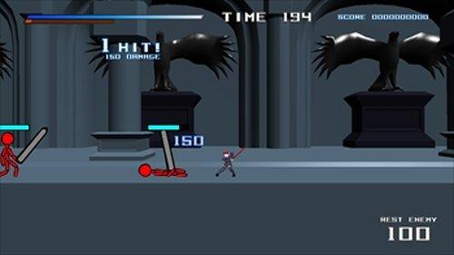 ZanGirl Game Screen Shot4
