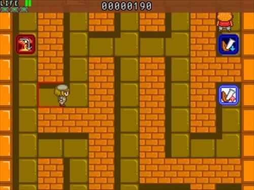 ボンバーミステリータワー Game Screen Shot3