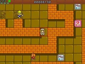 ボンバーミステリータワー Game Screen Shot4
