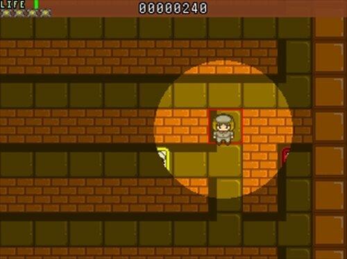 ボンバーミステリータワー Game Screen Shot5