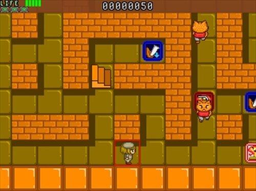 ボンバーミステリータワー Game Screen Shots