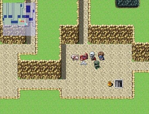 シルネコの大冒険 ~異世界島に眠る白蛇~ Game Screen Shot1