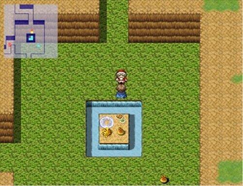 シルネコの大冒険 ~異世界島に眠る白蛇~ Game Screen Shot3