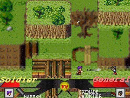 物欲の猛者たち Game Screen Shot1