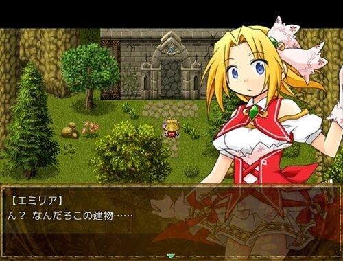 ダブルプリンセス Game Screen Shot1