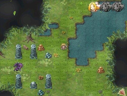 ダブルプリンセス Game Screen Shot2