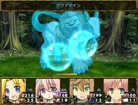 ダブルプリンセス Game Screen Shot3
