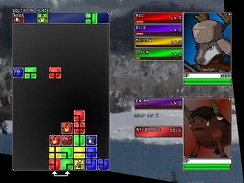銀の森と銀の悪魔 Game Screen Shot5