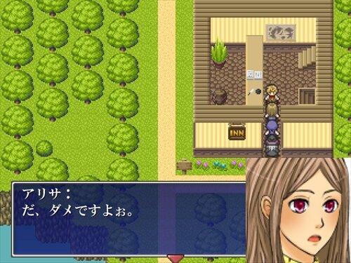シンプル・トレジャー ~もうひとつのうちなー~ Game Screen Shot