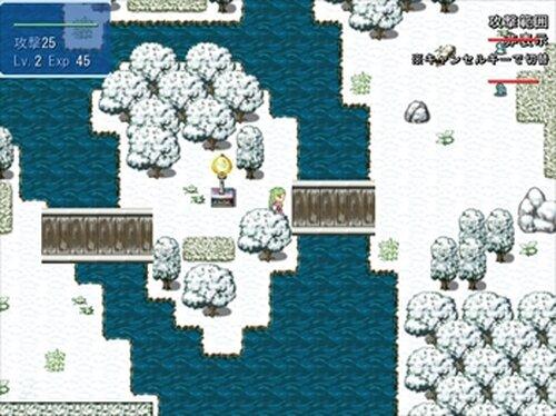 物語薄弱系2D見おろしACT 理不尽なる恒例行事 Game Screen Shots