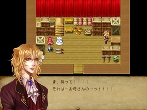 ROAR OF CIRCUS MANSION Game Screen Shots